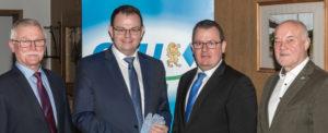 CSU-Vorstand schlägt Dr. Benedikt Grünewald einstimmig als Bürgermeisterkandidaten vor
